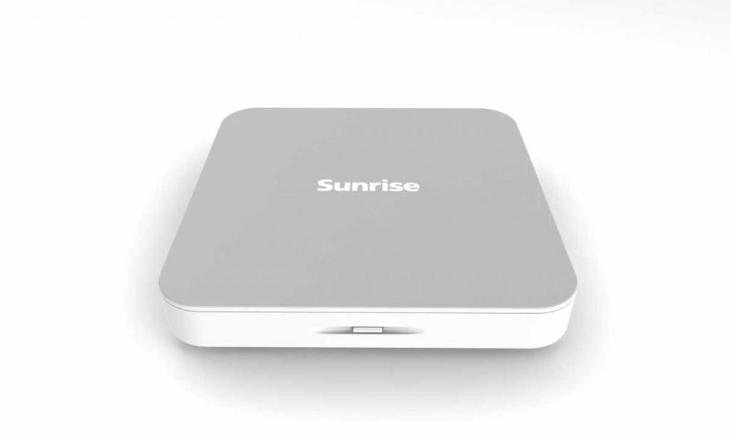 Sunrise proposera de la TV 4K au 1er trimestre 2016.