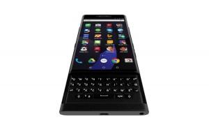 Ce qui devrait être le BlackBerry Venice sous Android.