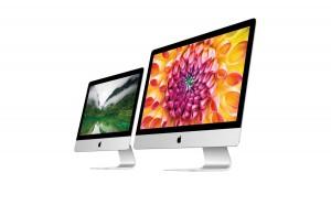 Apple a lancé de nouveaux iMac avec écrans Retina 4K.
