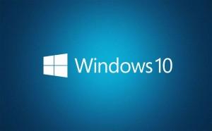 L'universel Windows 10 de Microsoft.