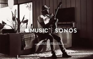 Apple Music débarque sur Sonos.