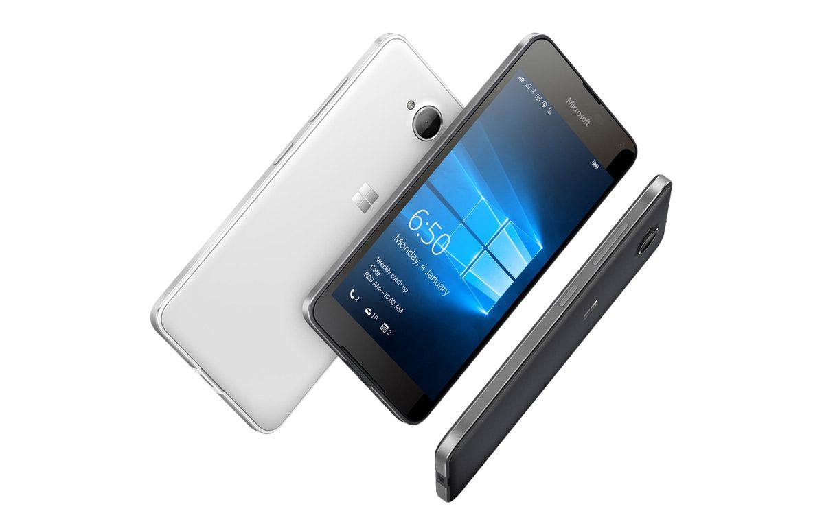 Le Microsoft Lumia 650 est arrivé en Suisse.