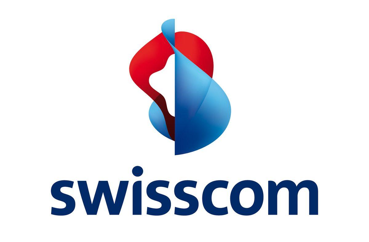 Le logo de Swisscom.
