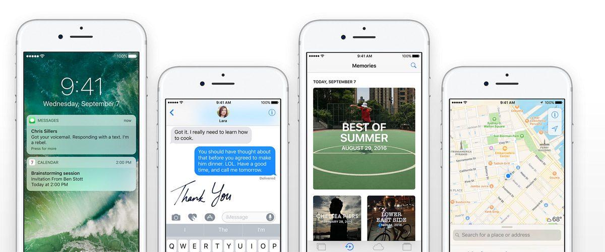 Apple iOS 10.