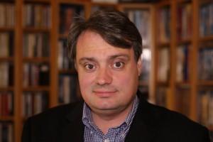 """Xavier Studer, auteur et fondateur du """"Blog high-tech et telecom""""."""
