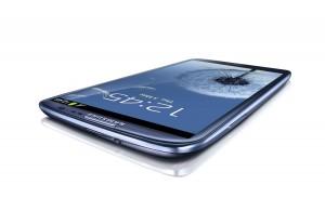 Le Samsung Galaxy S3, dessiné pour des êtres humains.