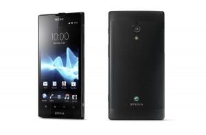 Sony Xperia Ion.
