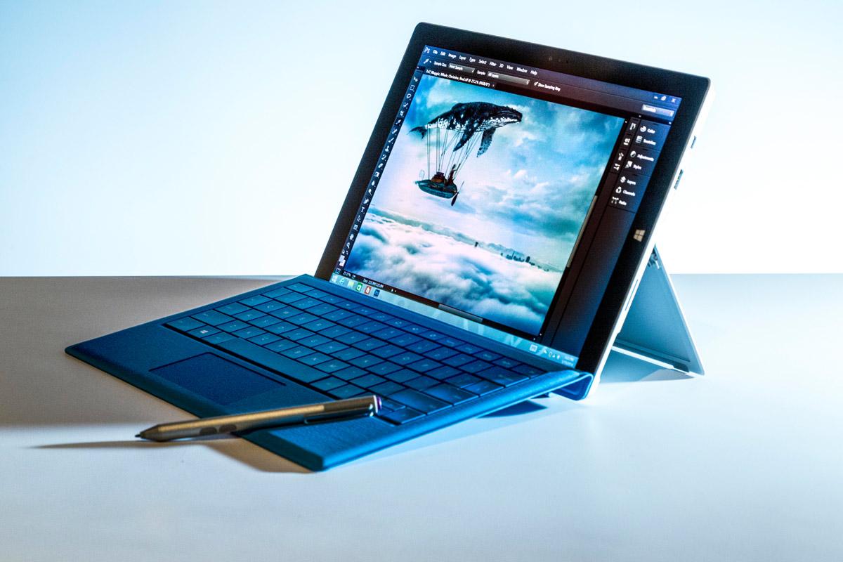 Microsoft Surface Pro 3: prise en mains, premier choc!