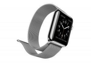 L'Apple Watch: numéro un des montres connectées.