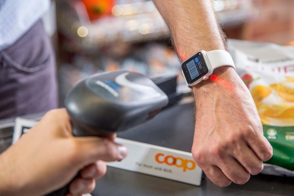Payer avec l'Apple Watch. Vraiment?