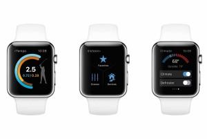 L'Apple Watch boostée par WatchOS 2.