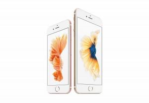 Les iPhone 6S et 6S Plus.