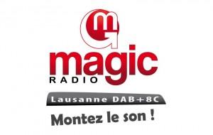 Magic Radio débarque sur le DAB+ à Lausanne.