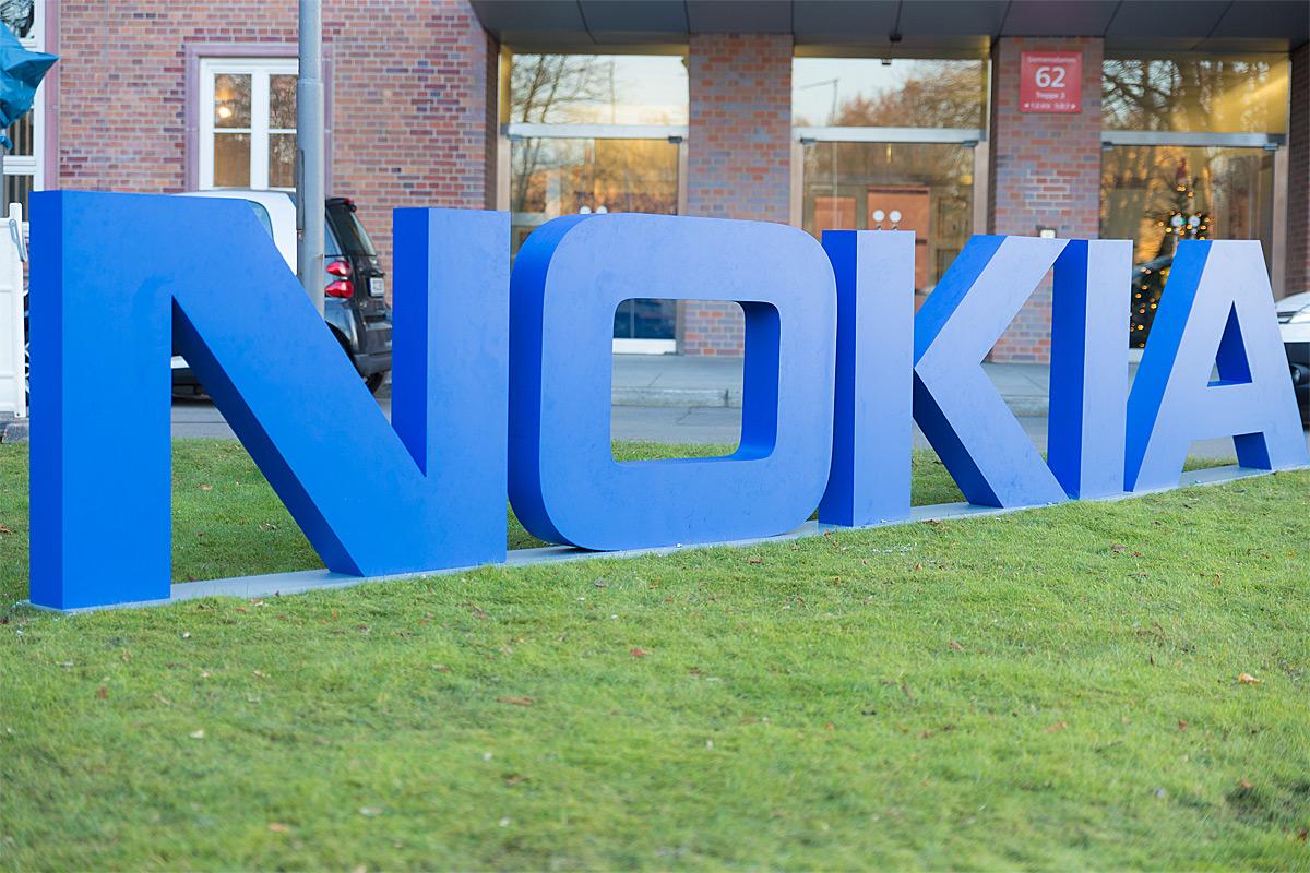 Le siège de Nokia à Espoo en Finlande.