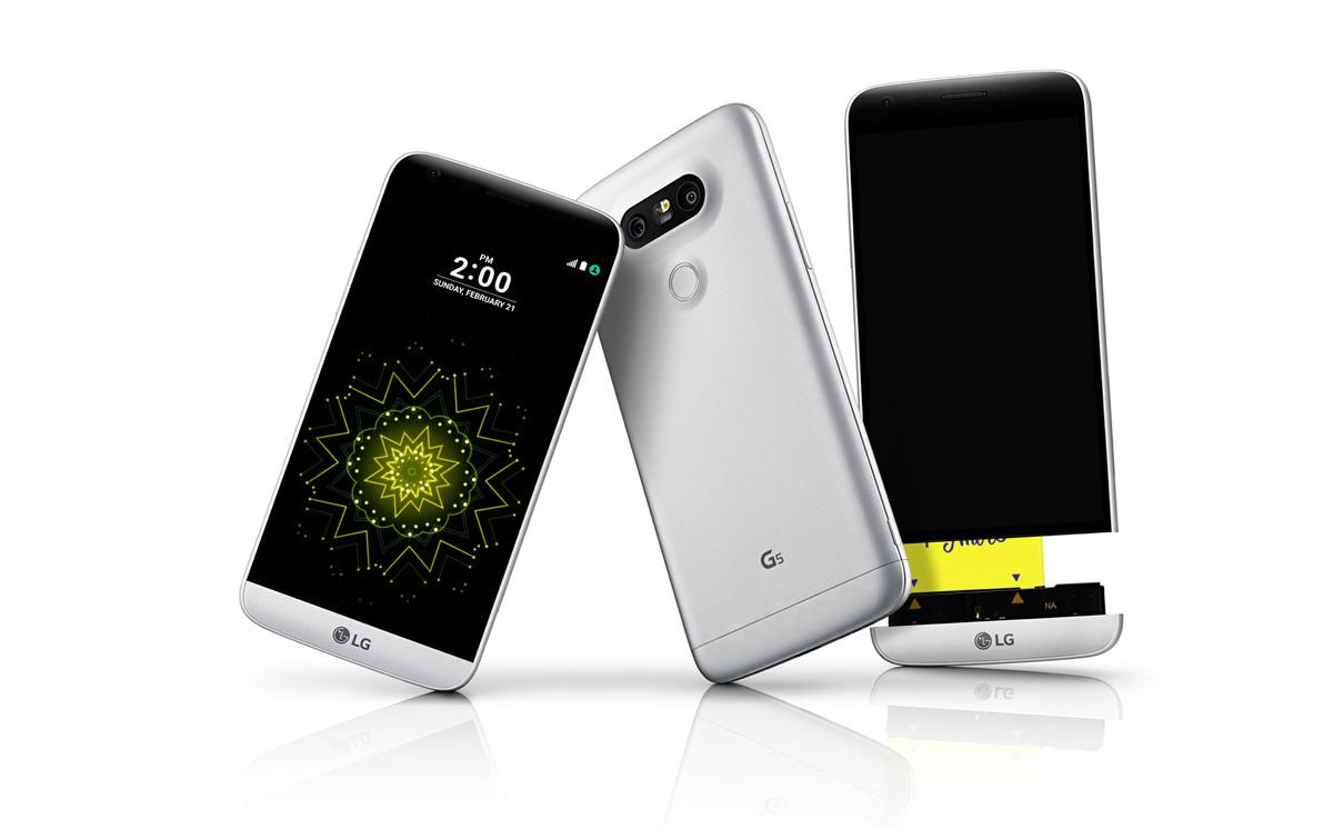 LG G5: le test du smartphone au double objectif!