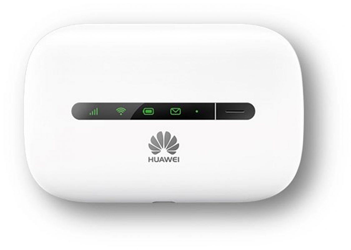 Le modem Huawei E5330 proposé chez Yallo.