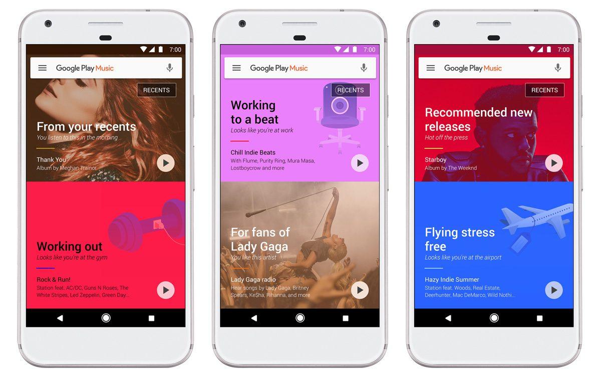 Google Music devient plus prédictif...