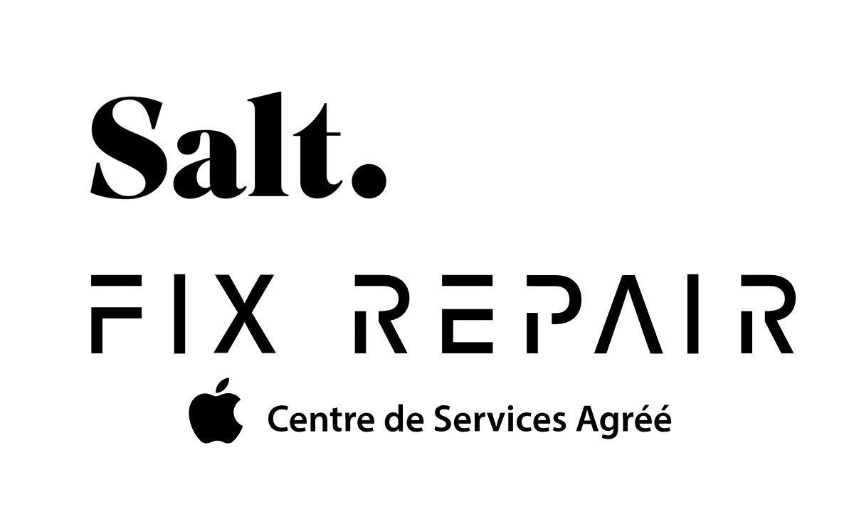 Salt et Fix Repair.
