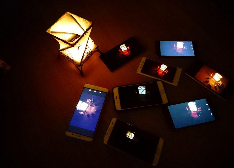 Test basse lumière: Sony Xperia XZ vs X Compact vs Huawei Mate 9 vs Nova vs Honor vs Apple iPhone 7 vs Samsung Galaxy S7 vs Microsot Lumia 950.