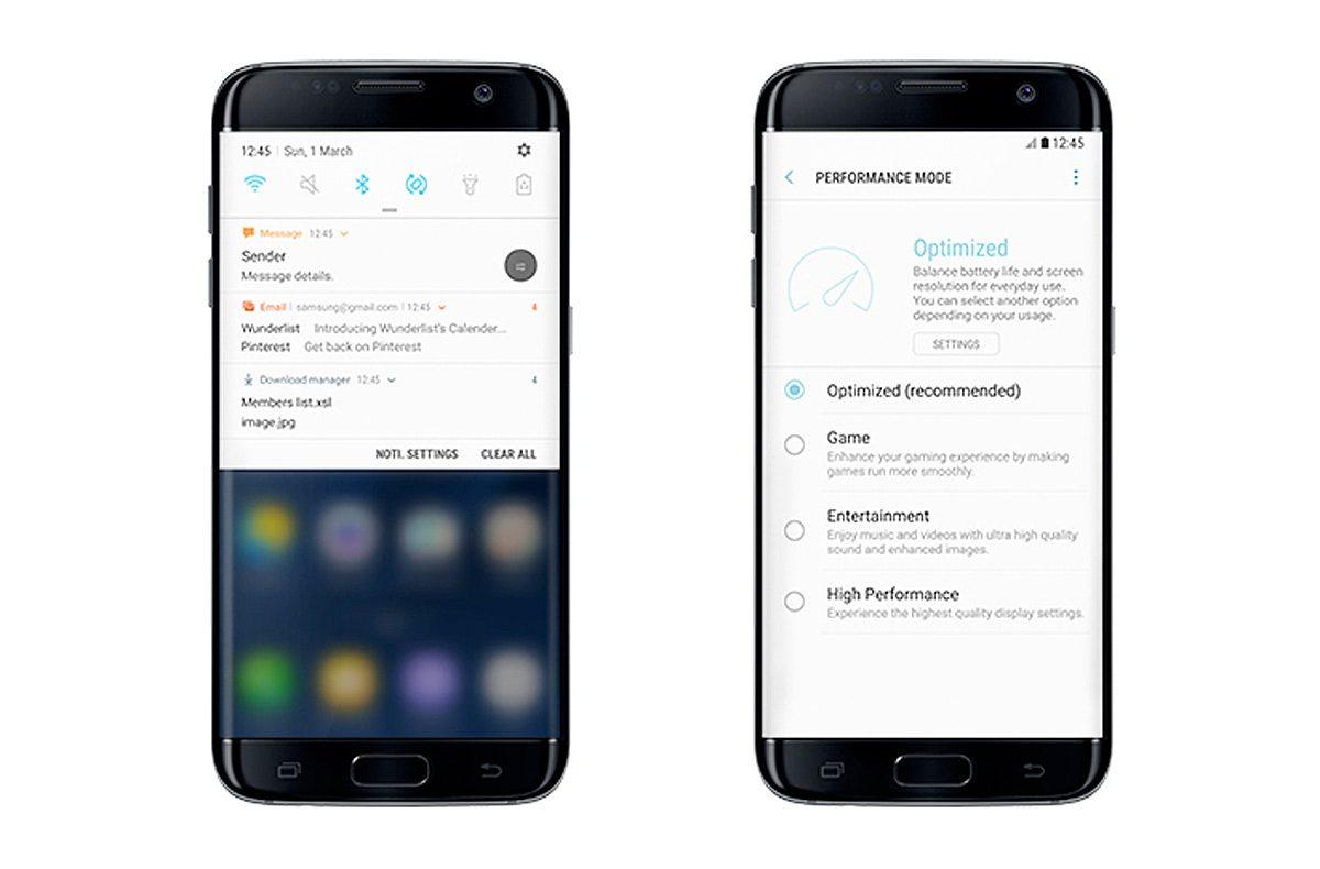 Android 7.0 Nougat débarque officiellement sur les Samsung Galaxy S7.