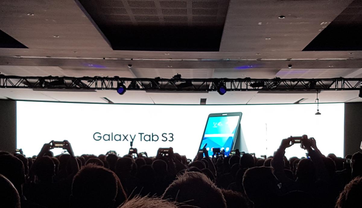 MWC 2017 : Samsung sur les tablettes sans Galaxy S8
