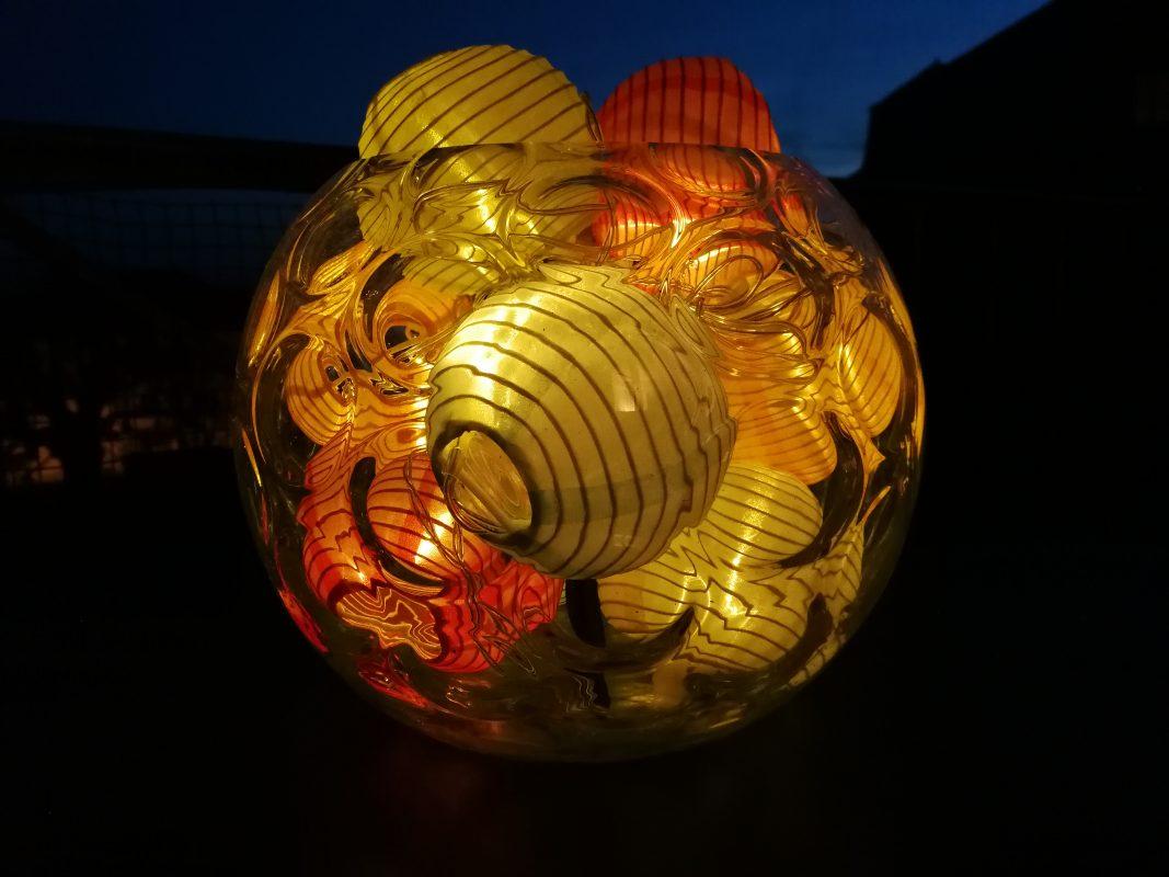 Boules colorées – Huawei P10