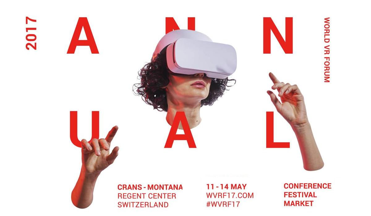 Le World VR Forum se tiendra pour la deuxième fois à Crans-Montana du 11 au 14 mai.