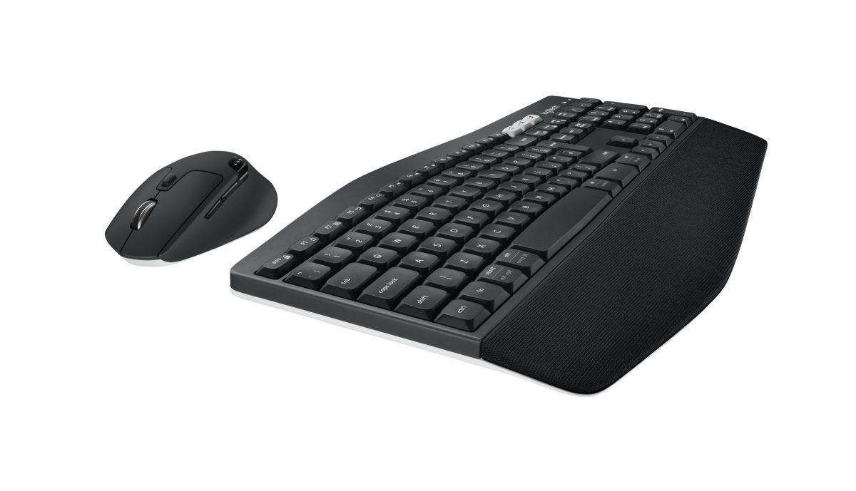 Logitech MK850 Performance : un ensemble clavier et souris sans fil polyvalent…